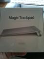 Apple Magic Trackpadを買った