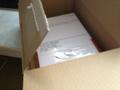 電子ブックリーダー「楽天Kobo」が到着開封