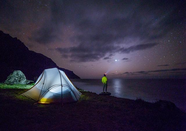 おひとりさまキャンプ