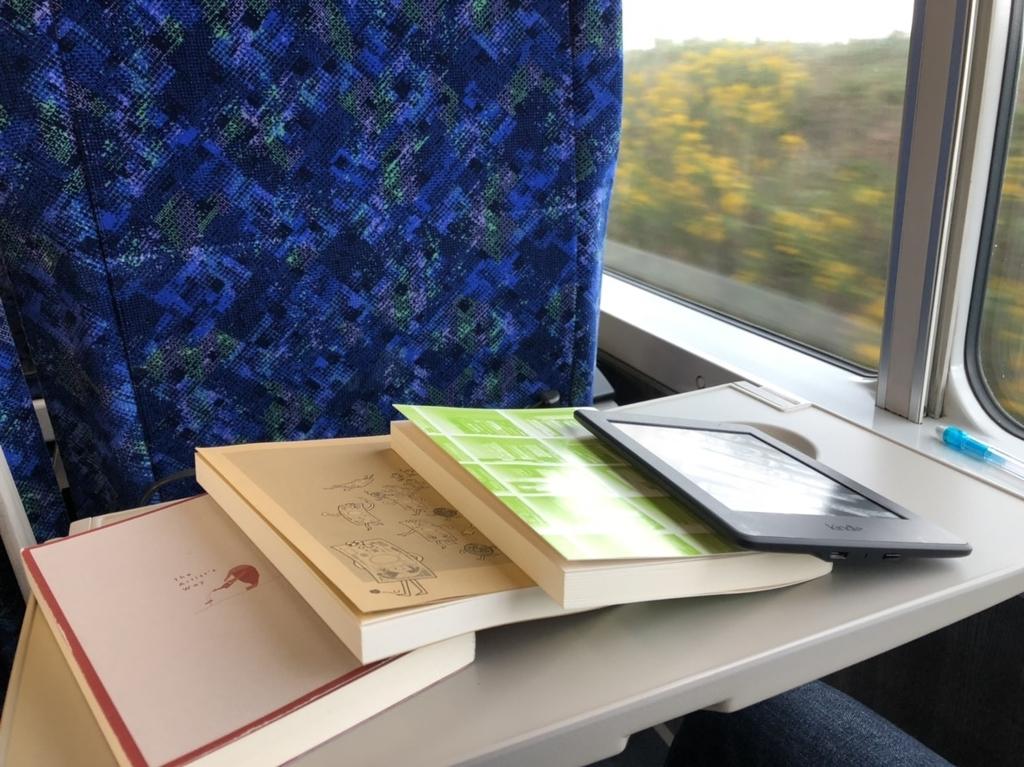 大回り乗車で快適なグリーン車読書旅!我孫子で唐揚げそばも!