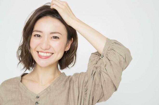 大島優子笑顔