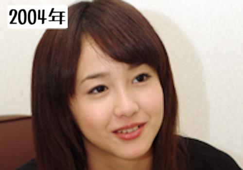 沢尻エリカ2004年桜咲くまでインタビュー