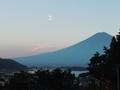 夕方 ラビスタ富士河口湖