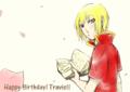 [SAI][誕生日][オリキャラ]9/10 HappyBirthday!Travis!!