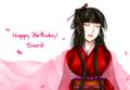 [SAI][誕生日][オリキャラ][誕生日]10/1 Happy Birthday! Saori!!