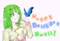 [オリジナル][オリキャラ][誕生日][SAI]1/11 Happy Birthday! Ruell!!