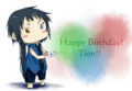 [SAI][オリキャラ][オリジナル][誕生日]2月10日 Happy Birthday! Tion!!