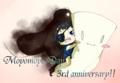 [オリキャラ][オリジナル][SAI]Moyomoyo.Day 3rd anniversary!!