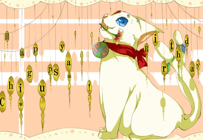 12月3日 智草さんの誕生日