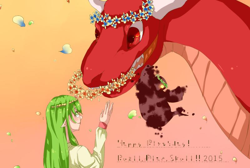 Happy Birthday! Ruell,Dlan,Skull!!