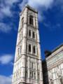 [建築][フィレンツェ][イタリア]朝光 - ジョットの鐘楼