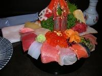 2,625円の海鮮丼。