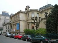 マルモッタン美術館。