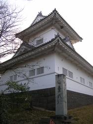 仙台城址入り口