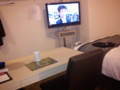 お部屋テレビはレグザ32インチ♪