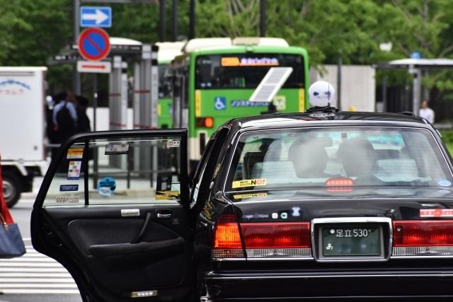 タクシー 料金制度 時間距離併用制