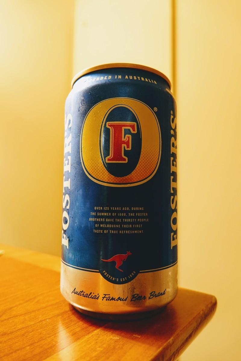 Forster's Lager!!