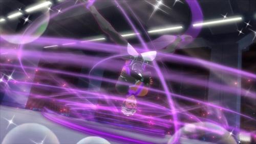 『KING OF PRISM by PrettyRhythm』(キンプリ)/アレクサンダーが技をぶちかましている