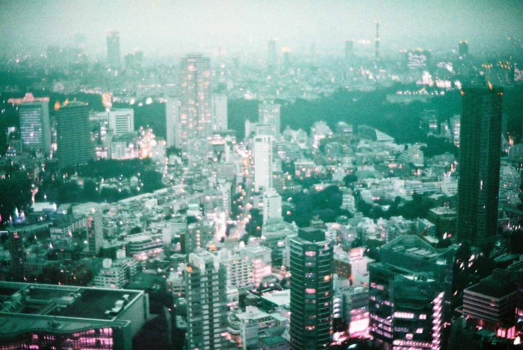 Lomography ロモグラフィー LomoChrome Purple フィルム