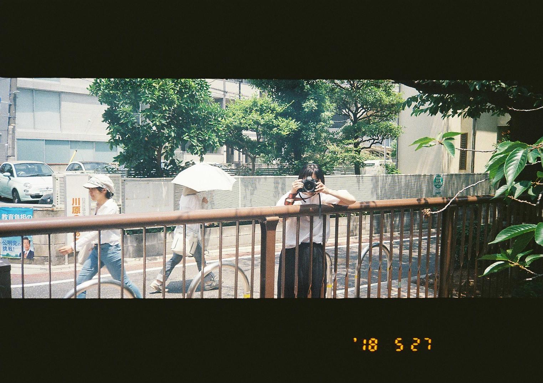 フィルムカメラのFUJIFILM CARDIA SUPER28WP × Lomography 400で撮影