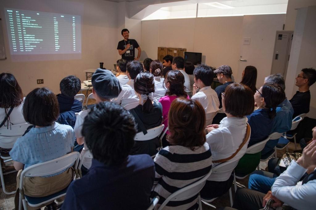 PHaT PHOTO写真教室の文化祭のライトニングトークVol.1イベントで登壇して発表してきた。というか、企画立案して集客もして司会進行もしてきた。