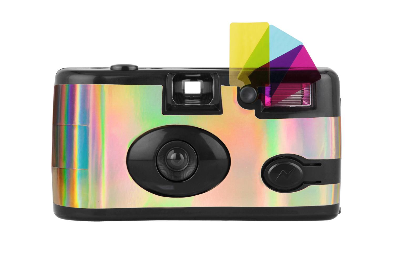 Simple Use Film Camera (レンズ付フィルム) Darius Edition LomoChrome Metropolis