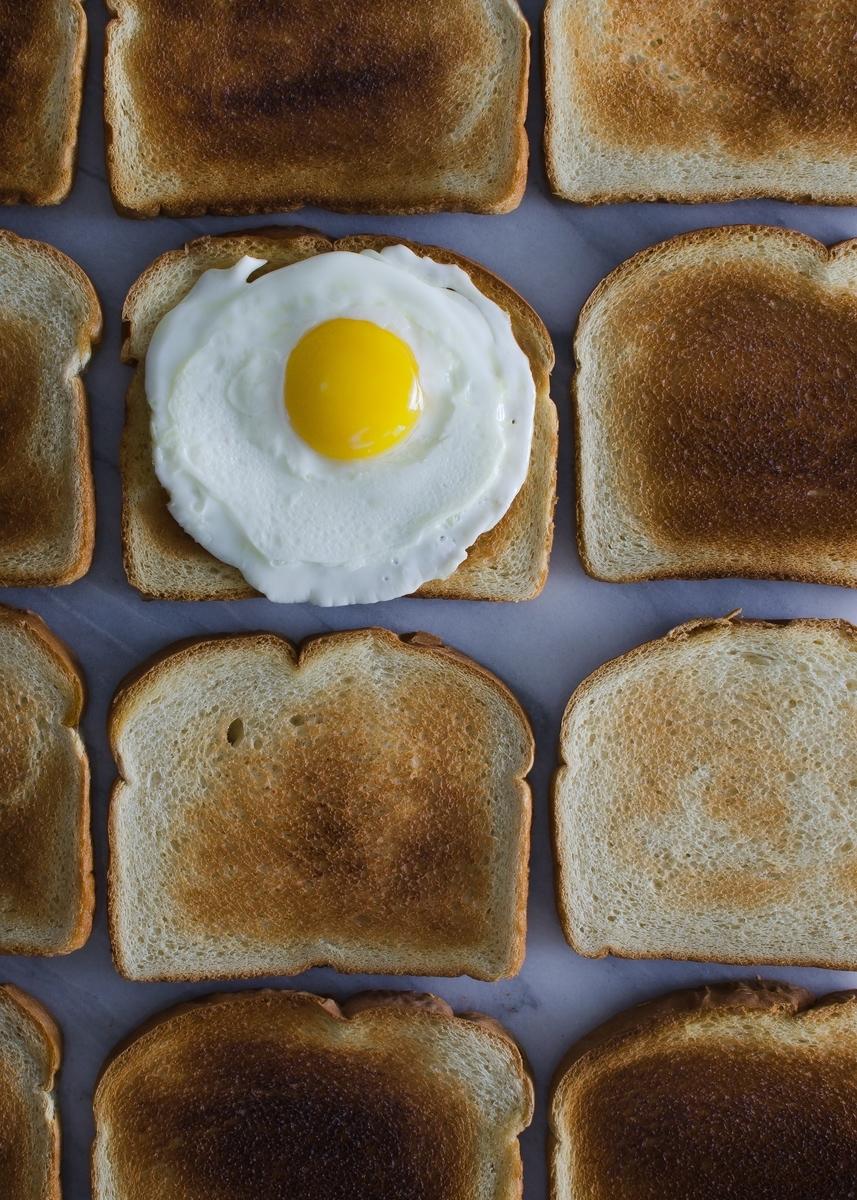 食パンのおとも