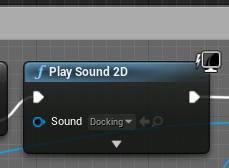 接続時のサウンド追加