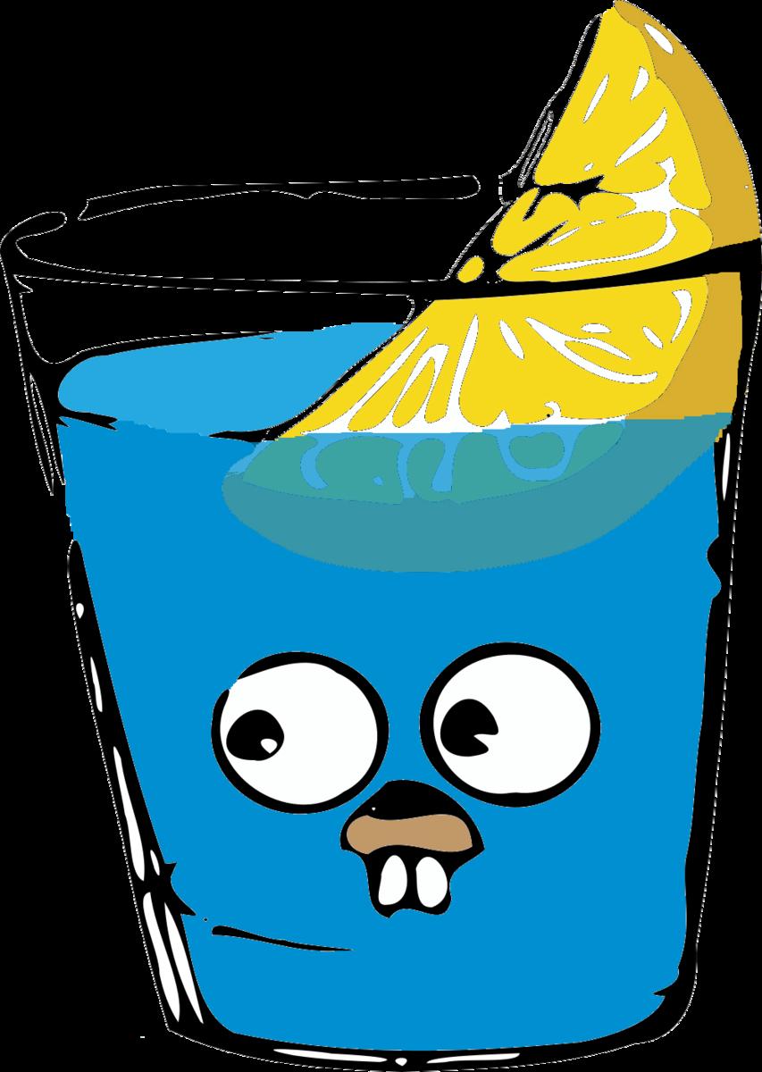 ginフレームワークのキャラクター