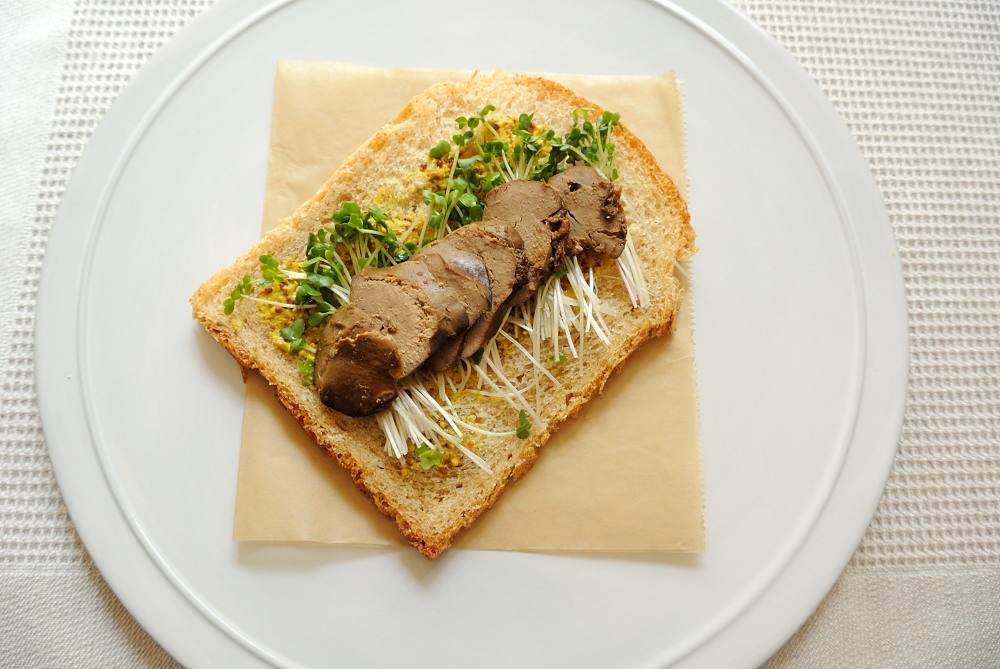 レバーの醤油煮 春の薬膳 - 薬膳ごはん yakuzen gohan