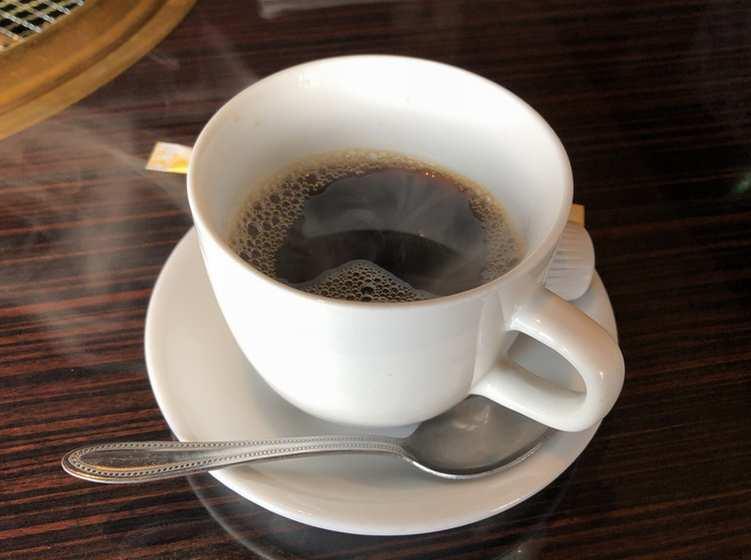 コーヒー(セルフ)