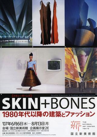 Skin + Bones ポスター