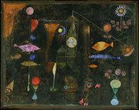 Klee. Fish Magic, 1925