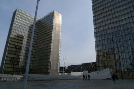 Bibliotheque Nationale de France; BnF