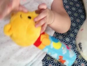 赤ちゃんおもちゃくまのプーさん