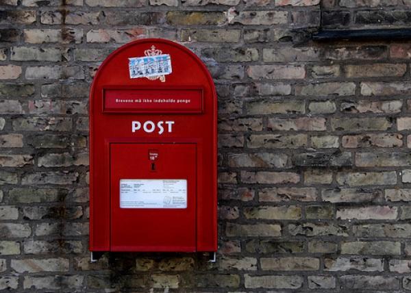 メールボックス画像