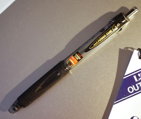 三菱鉛筆 uni パワータンク