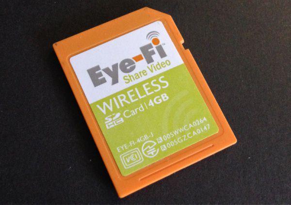 「Eye-Fi」カード4GB