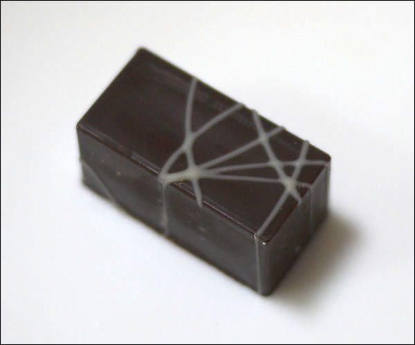 ペック チョコラティーニのピスタチオ