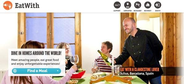 イート・ウィズ サイト画像