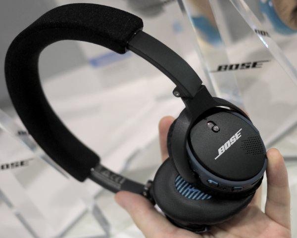 ボーズ サウンドリンク オンイヤー Bluetooth ヘッドホン 本体画像