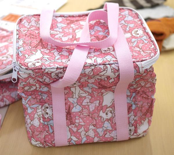 ディズニーマリー三段重 付属の保冷バッグ