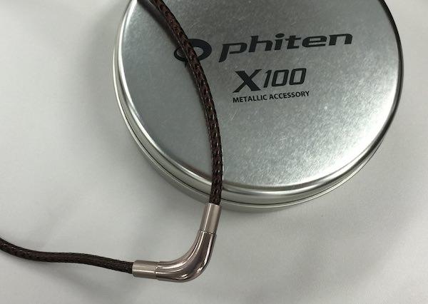 ファイテン RAKUWAネックX100(チョッパーモデル) 製品画像