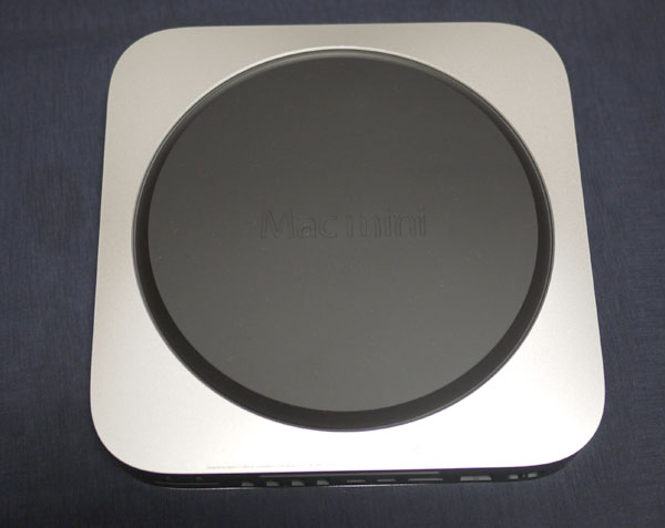 Mac mini Late 2014 裏側