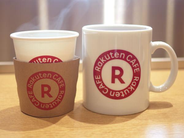 「二子玉川スペシャルブレンド」と通常のコーヒーの大きさ比較