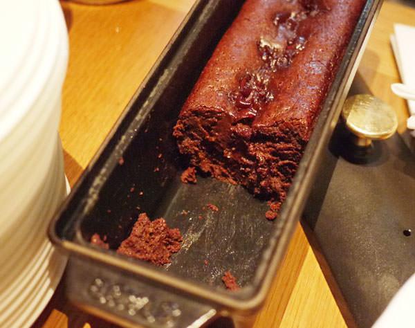 デザート テリーヌ ドゥ ショコラ 焼型