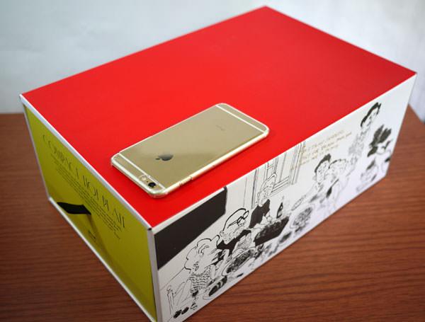 iPhone 6 Plusと大きさ比較