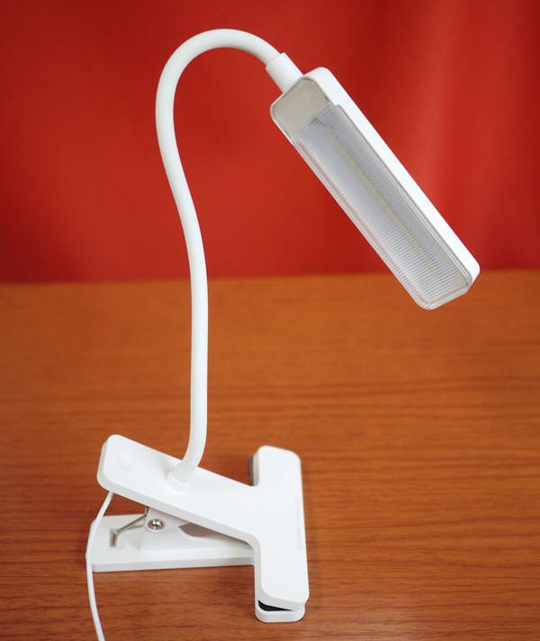 USB対応LEDクリップライト CHUU(チュー) 本体画像
