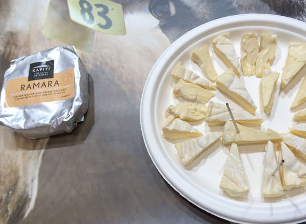 RAMARAのチーズ