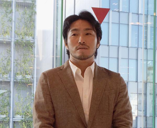元Jリーガーの伊藤和磨先生